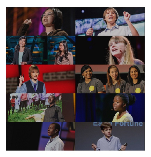 TED ten kids