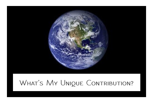 unique contribution