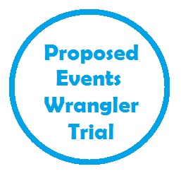 events wrangler trial