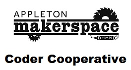 appleton makerspace coder cooperative