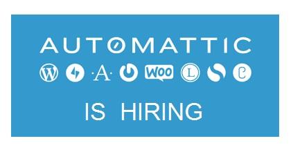 Automattic Is Hiring