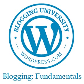 blogging fundamentals
