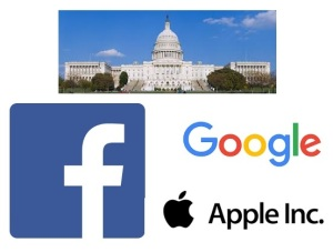 facebook apple google govt