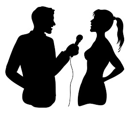 interview silhouette