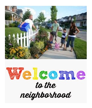 welcome to neighborhood