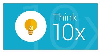 10X innovation