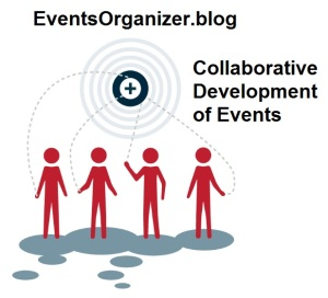 collaborative development of events