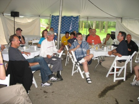 Solar Impulse Team, EAA Electric Aircraft Breakfast 31 jul 2010